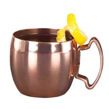 Moscow Mule Shot Glass