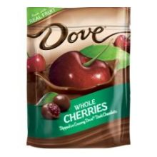 Silky Smooth Dark Chocolate with Whole Cherry
