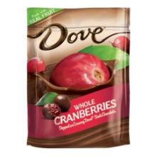 Silky Smooth Dark Chocolate with Whole Cranberries 2.83 Ounce
