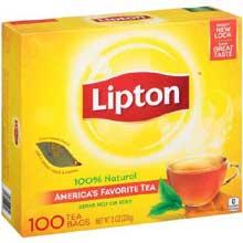 100 Percent Natural Leaf Tea