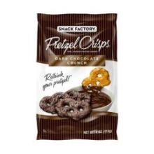 Dark Chocolate Crunch Pretzel Crisp