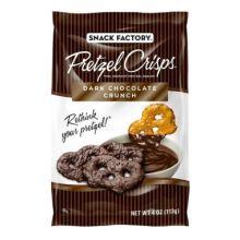 Dark Chocolate Crunch Shipper Pretzel Crisps