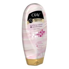 2 in 1 Advanced Ribbons Soothing Creme Plus Advanced Moisture Body Wash