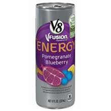 Fusion Pomegranate Blueberry Beverage 8 Fluid Ounce