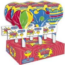 Largest Lollipop