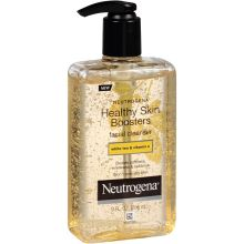 Healthy Skin White Tea and Vitamin E Boosters Facial Cleanser