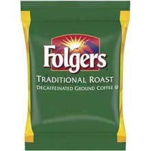 Decaffeinated Traditional Roast Ground Coffee 2 Ounce