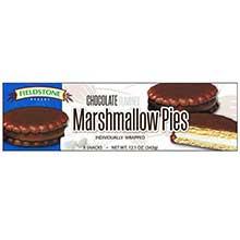 Bakery Chocolate Marshmallow Pie