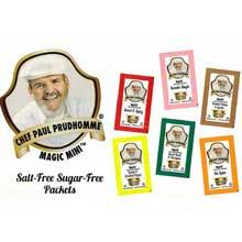 Salt Free Sugar Free Six Spice Magic Seasoning Blends Packet