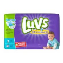 Ultra Leakguards Size 2 Diapers