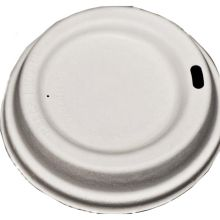 White Fiber Hot Cup Lid Only