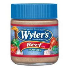 Beef Flavor Instant Bouillon Powder