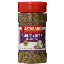 Big and Zesty Garlic and Herb Creole Seasoning