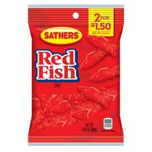 Red Fish Candy
