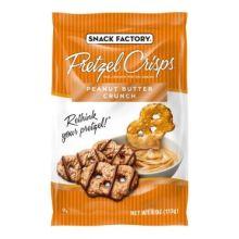 Peanut Butter Crunch Pretzel Crisps