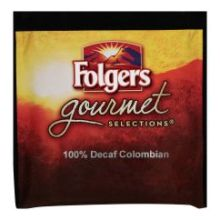 Gourmet Selections 100 Percent Colombian Decaffeinated Coffee Pod