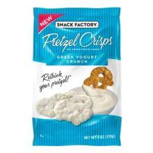 Greek Yogurt Crunch Pretzel Crisp