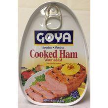 Cooked Ham