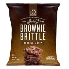 Jawbone Chocolate Chip Brownie Brittle