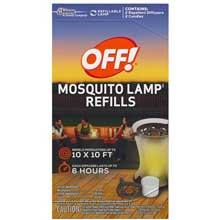 Mosquito Lamp Refill