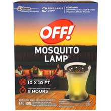 Insets Starter Mosquito Lamp