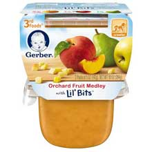 3rd Foods Orchard Fruit Medley Baby Food
