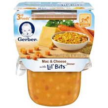 3rd Foods Mac and Cheese Baby Food