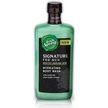 Signature for Men Hydrating Body Wash With Authentic Shea Butter Extract