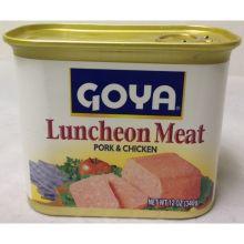 Luncheon Meat Seasonings