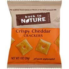 Crispy Cheddar Cracker