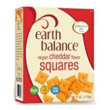 Vegan Cheddar Flavor Squares