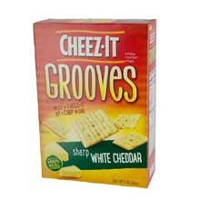 Sharp White Cheddar Crackers