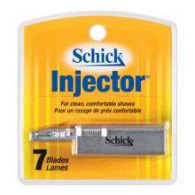 Injector Plus Chromium For Clean Comfortable Shaves Blade