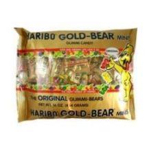 Gold Bear Gummy Candy