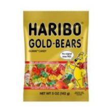 Gold Bears Gummy Candy 5 Ounce