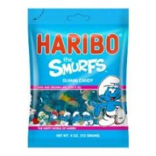 the Smurfs Gummy Candy