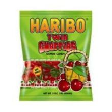 Twin Cherries Gummy Candy