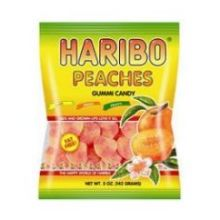 Peaches Gummy Candy