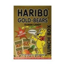 Gold Bears Minis Gummi Candy