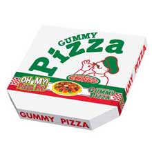 Gummy Pizza Candy