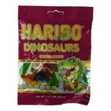 Dinosaurs Gummy Candy