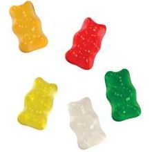 Gold Bears Gummy Candy 5 Pound