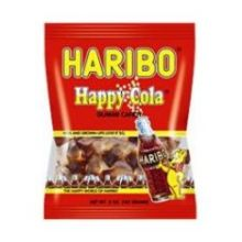 Happy Cola Gummy Candy 5 Ounce