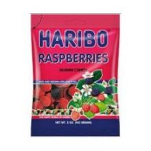 Raspberries Confectionery Gummi Candy