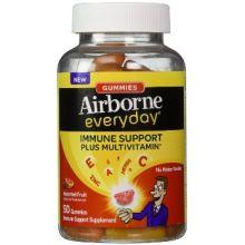Everyday Assorted Fruit Immune Support Plus Multivitamin Gummies