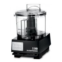Flat Cover Food Processor with LiquiLock Seal System