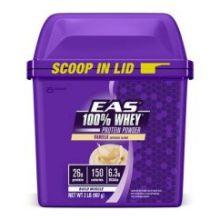 100 Percent Whey Vanilla Protein Powder