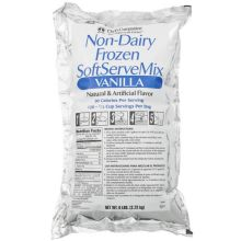 Vanilla Non Dairy Soft Serve Mix