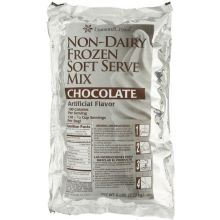 Chocolate Non Dairy Soft Serve Mix