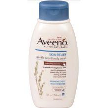 Skin Relief Gentle Scent Nourishing Coconut Body Wash